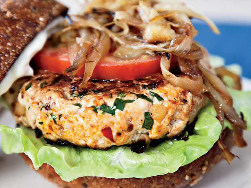 How to make recipe burgers with ground turkey