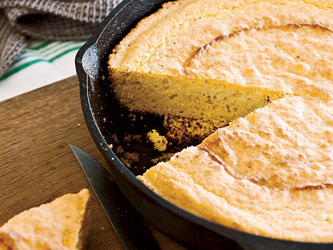 <p>Tennessee: Corn Bread</p>