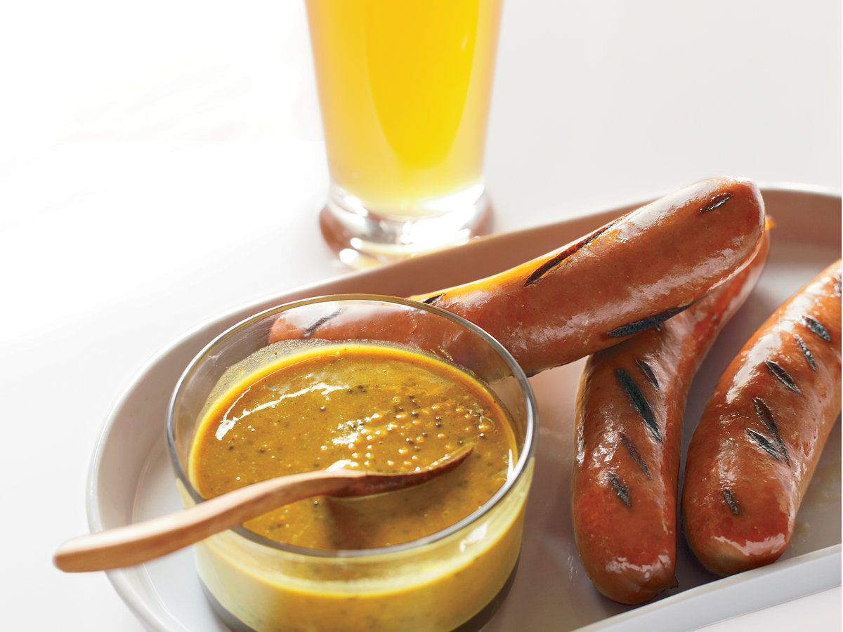 b5f2b218ce17 Spicy Beer Mustard Recipe - Jeremy Nolen