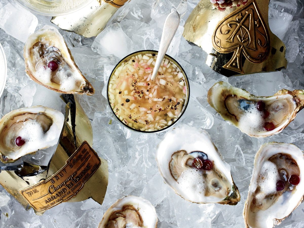 Pairing oysters casino with wine verficktes sperma casino