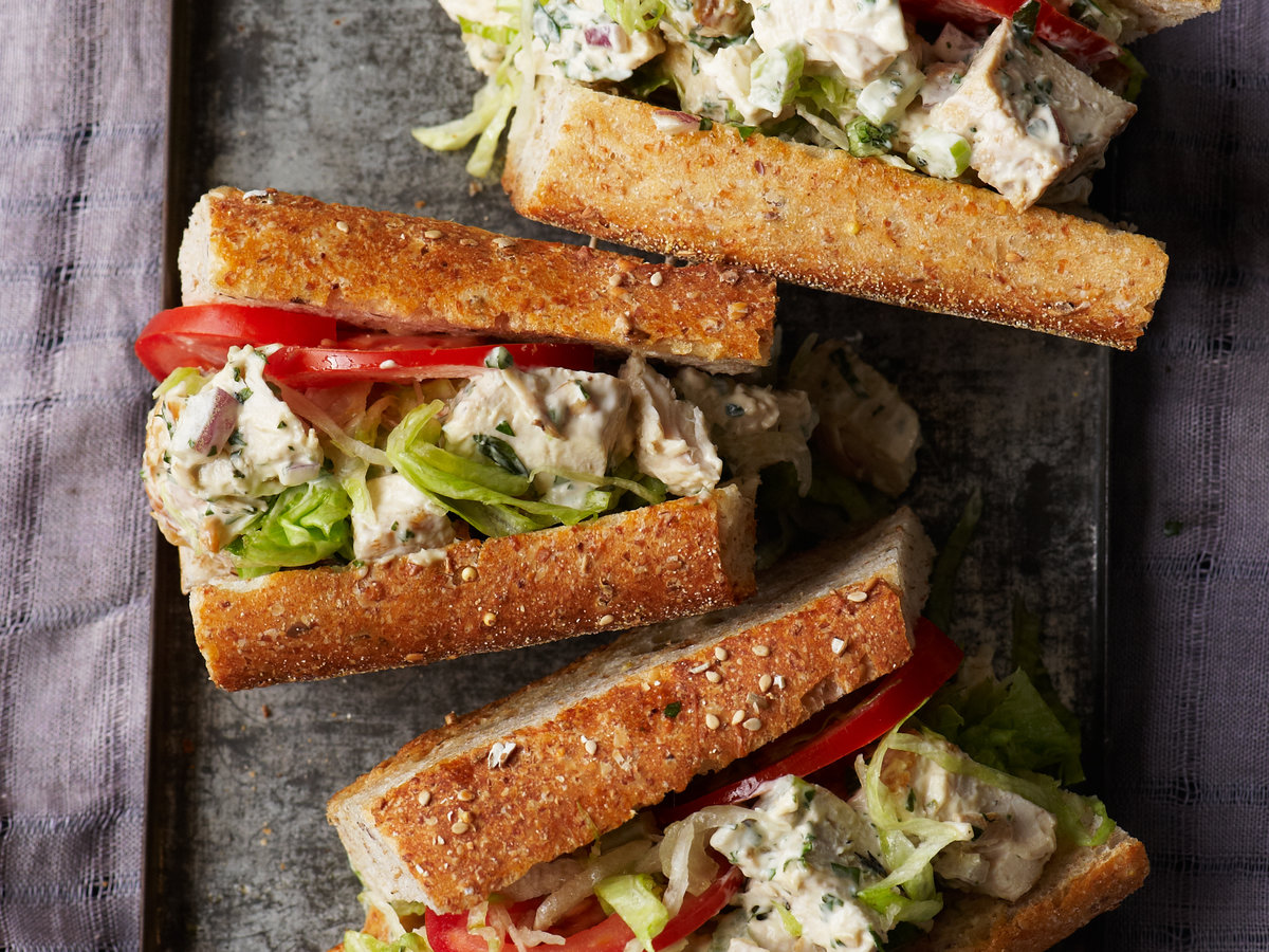 Chicken Salad Without Mayo Food Network