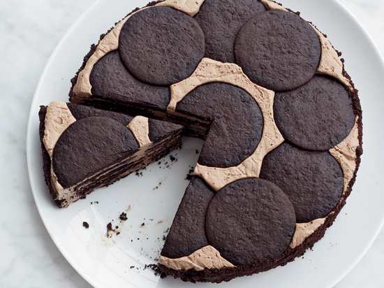 Icebox Chocolate Cheesecake