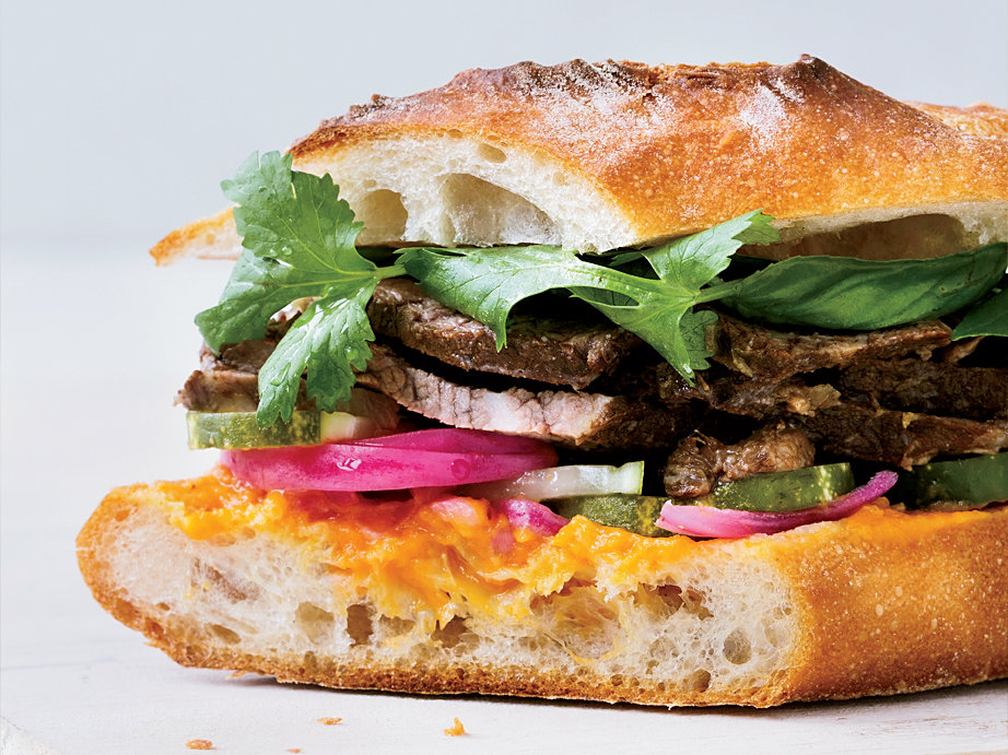 Original 201702 R Short Rib Banh Mi With