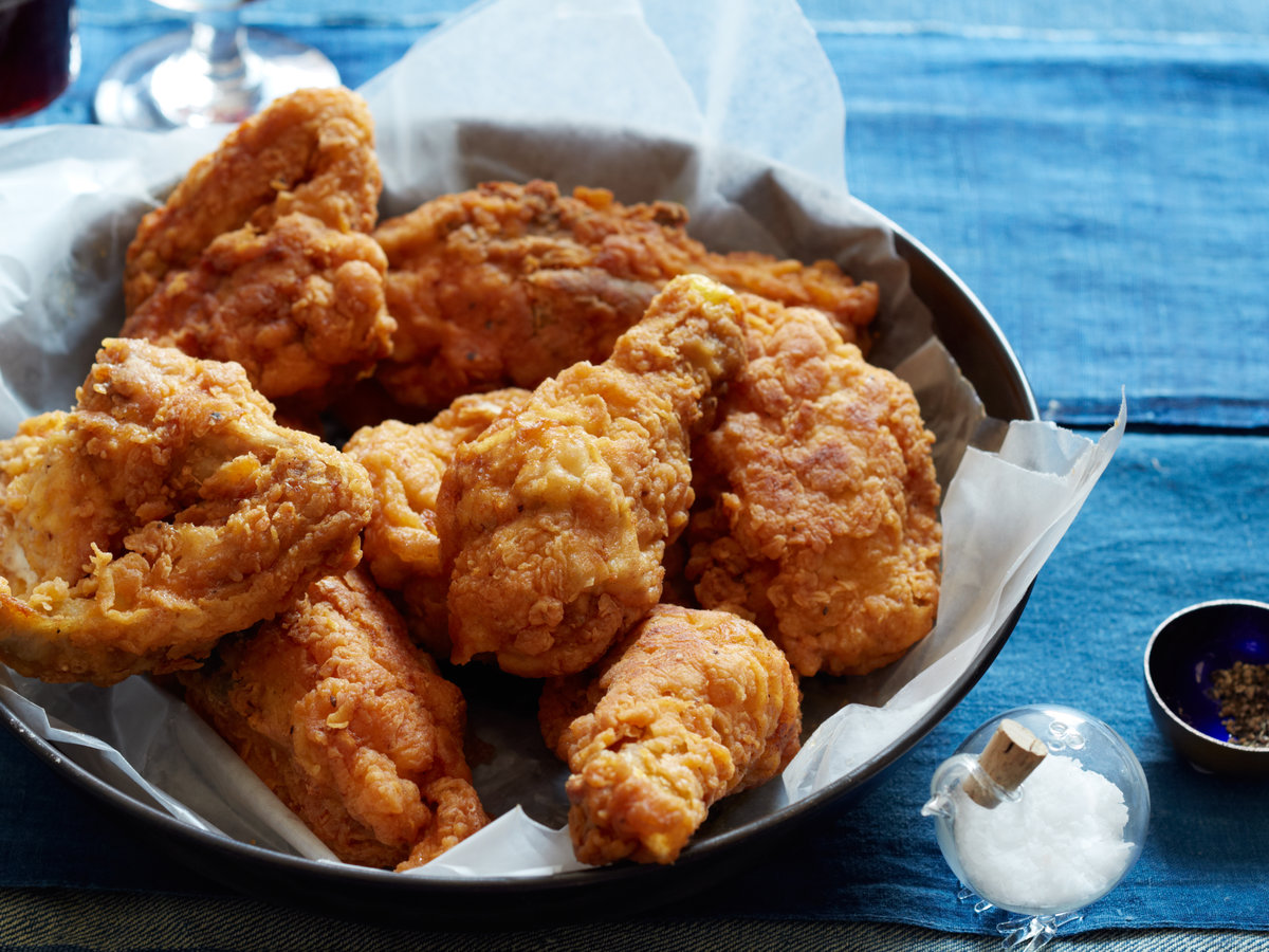 <p>The Ultimate Southern Fried Chicken</p>