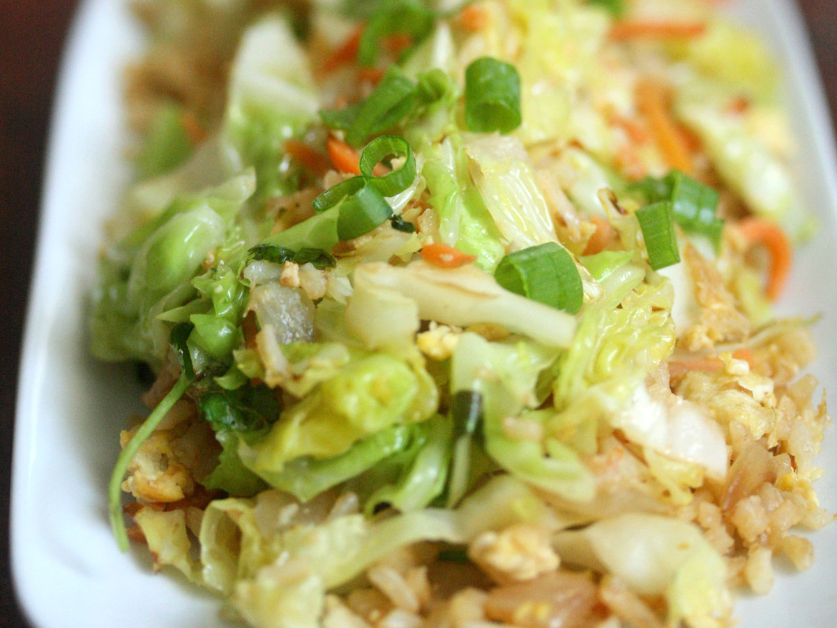 Rice with cabbage: recipes for every taste 20