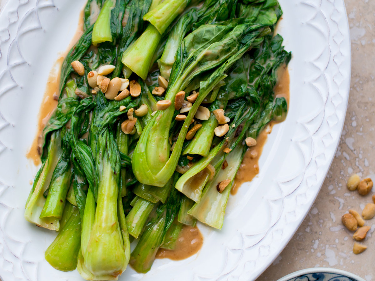 how to cook bok choy in stir fry