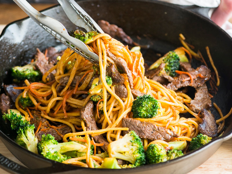 Beef and broccoli chow mein recipe todd porter and diane cu food beef and broccoli chow mein forumfinder Choice Image