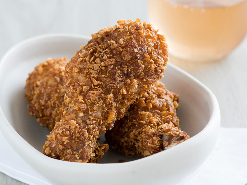 Day 20: Gluten-Free Fried Chicken