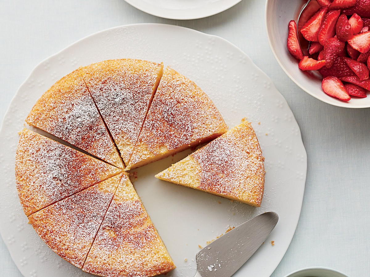 Orange Ricotta Pound Cake Giada Recipe