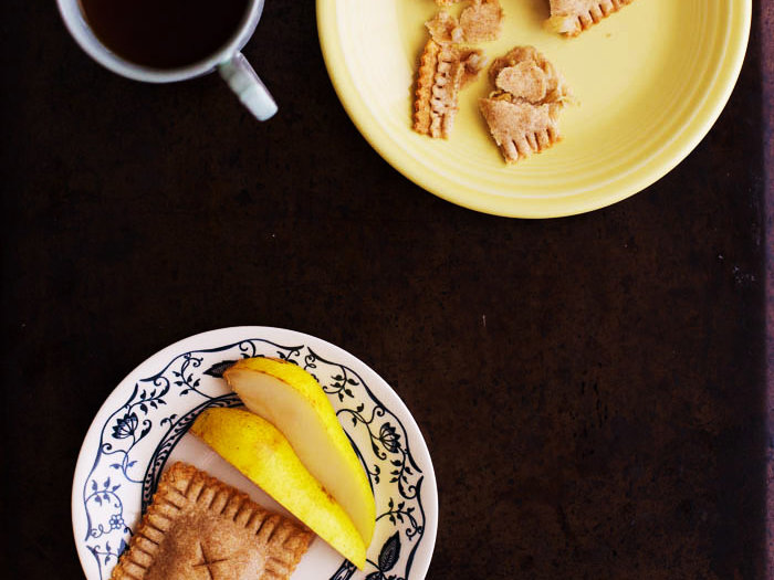 Hand Pies with Pear and Rutabaga