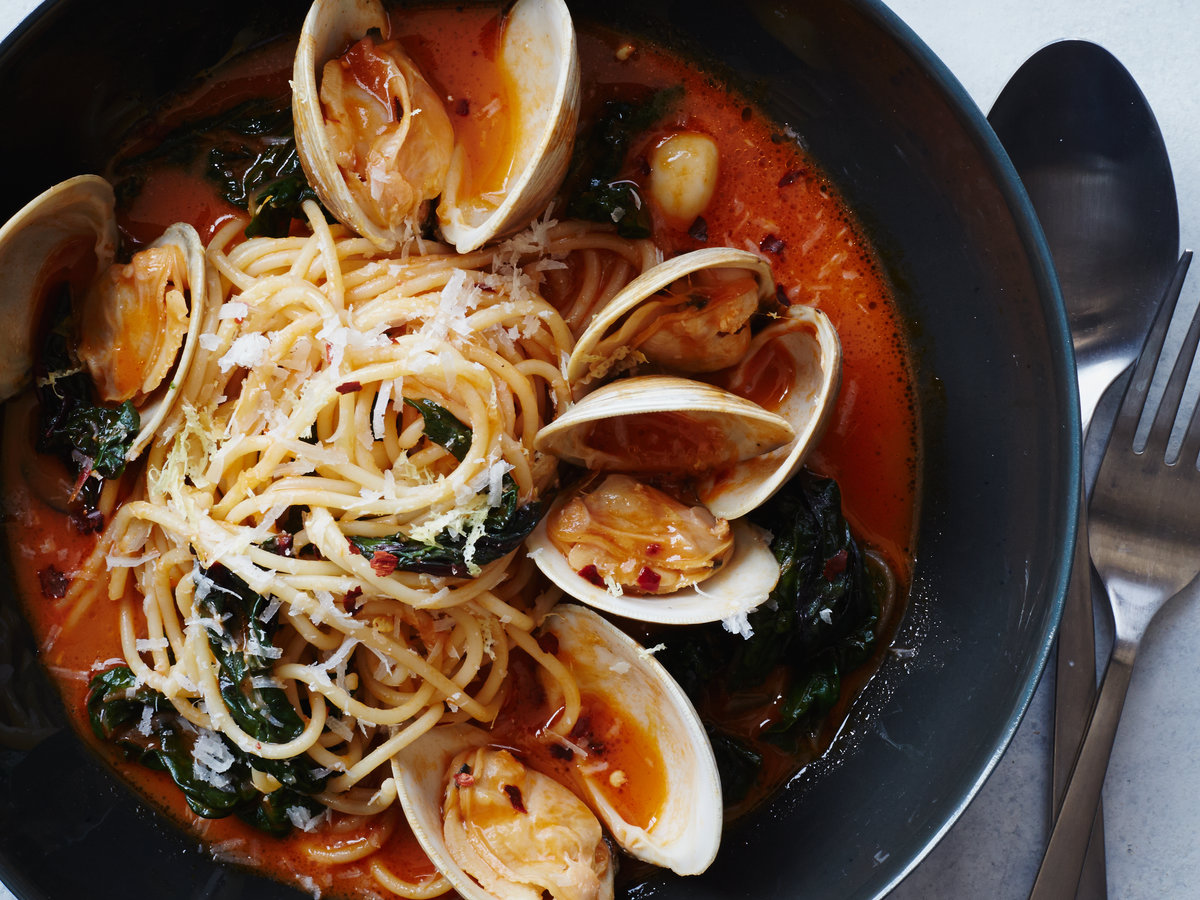 original-201501-r-spaghetti-with-clams-and-braised-greens.jpg