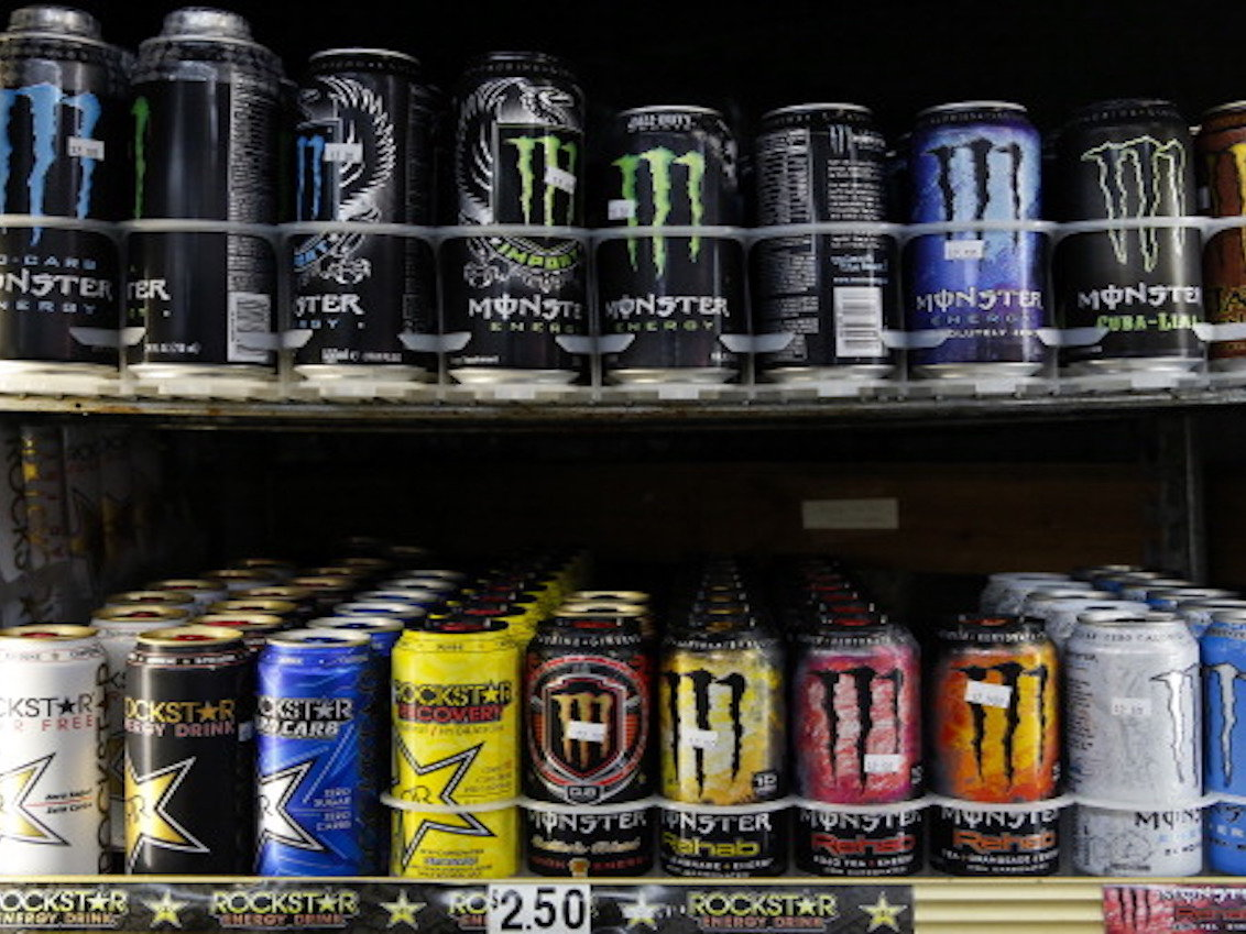 Energy drink ban uk