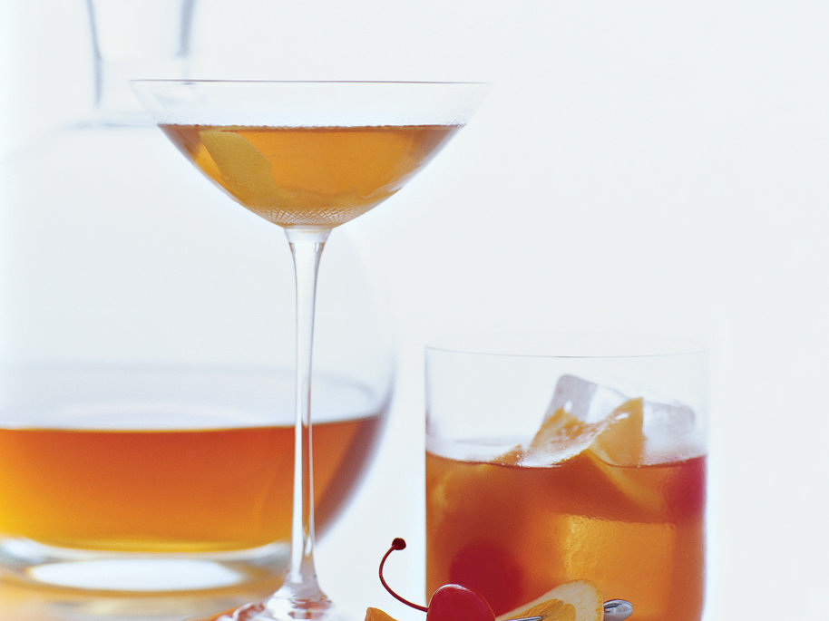 Dry County Cocktail