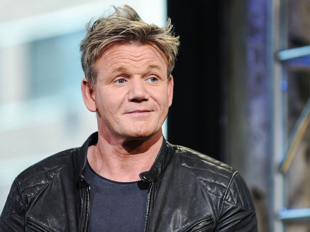 AOL Build Speaker Series - Gordon Ramsay, MasterChef Mobile Game