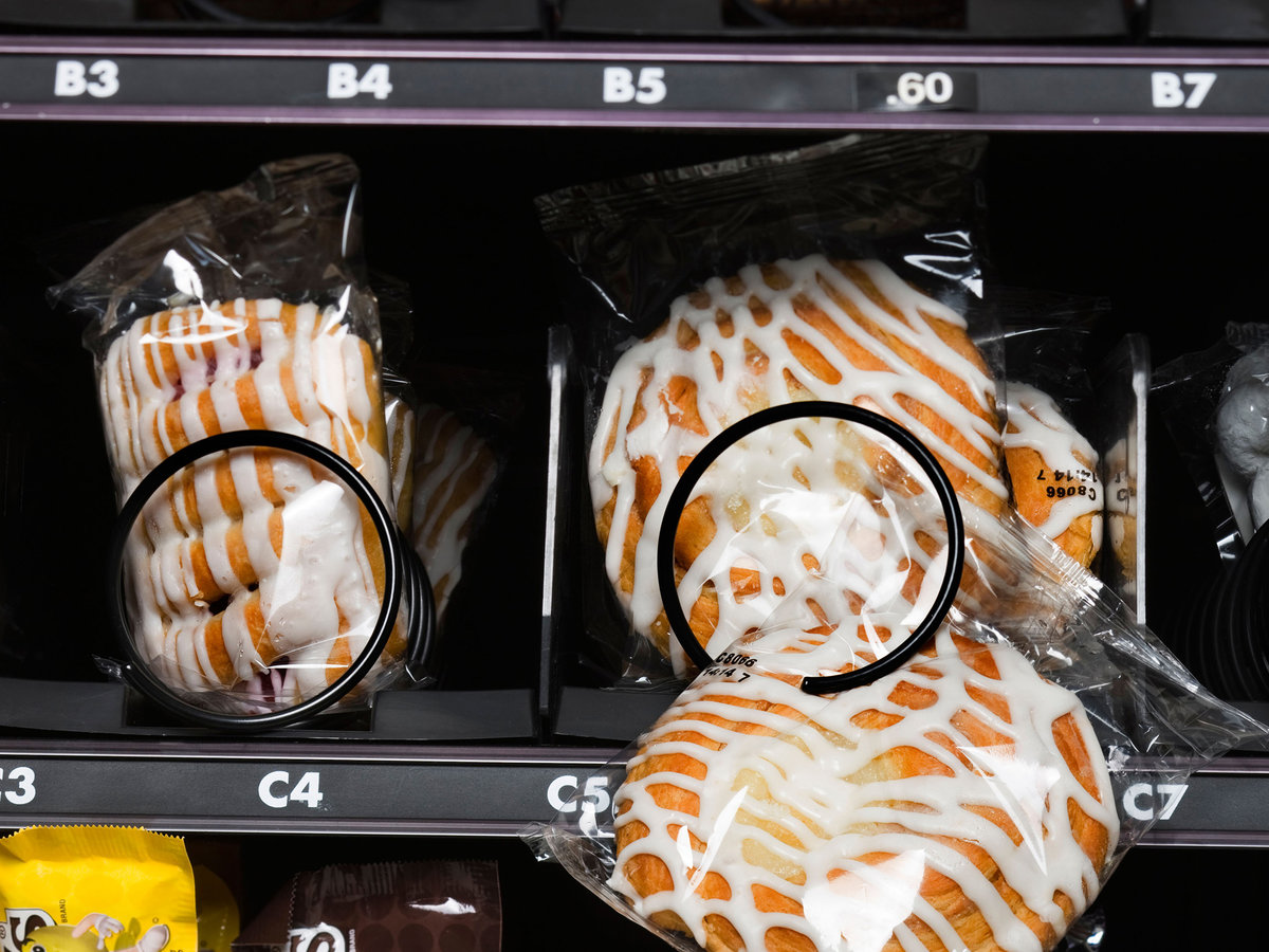 FWX JUNK FOOD VENDING MACHINES