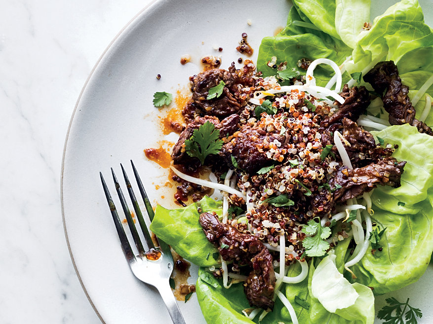 Sesame Steak Stir-Fry