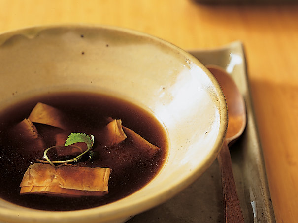 Red Miso Soup