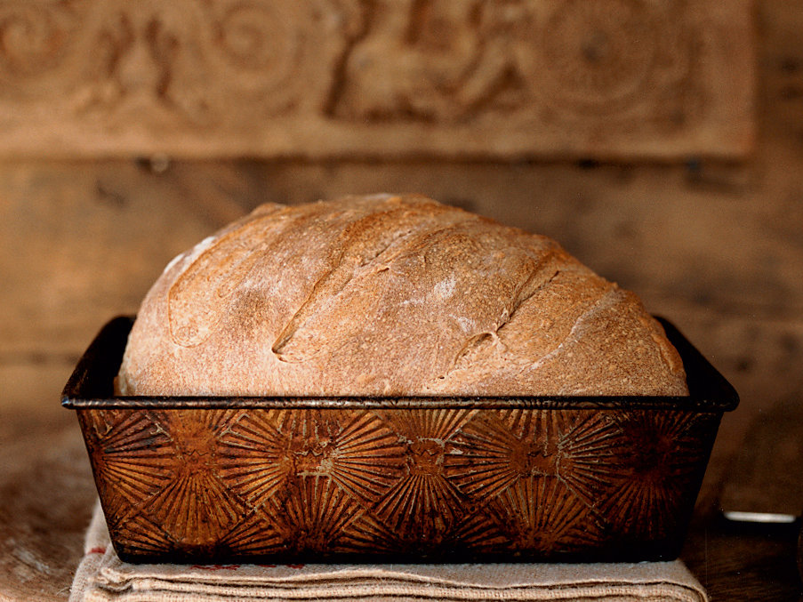 Robin's Whole Wheat Bread