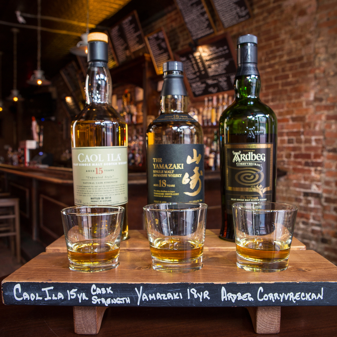Food & Wine: The Whiskey Ward