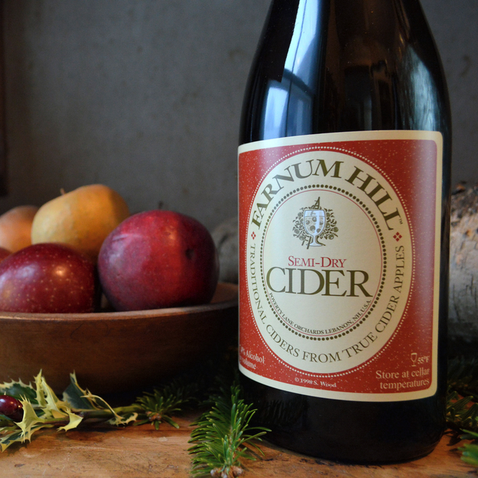 Food & Wine: Farnum Hill Ciders