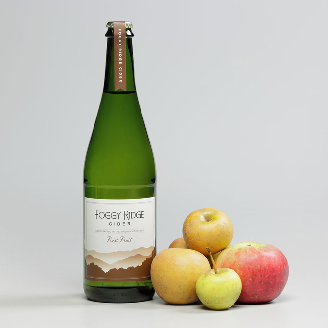 Food & Wine: Foggy Ridge First Fruit
