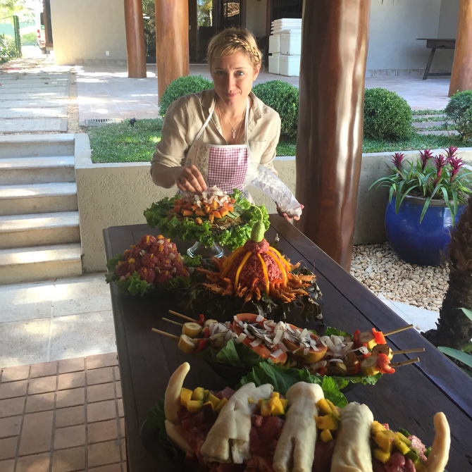 Food & Wine: Dana Sherwood