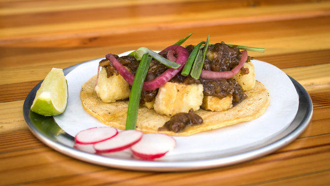 Food & Wine: Trejo's Tacos