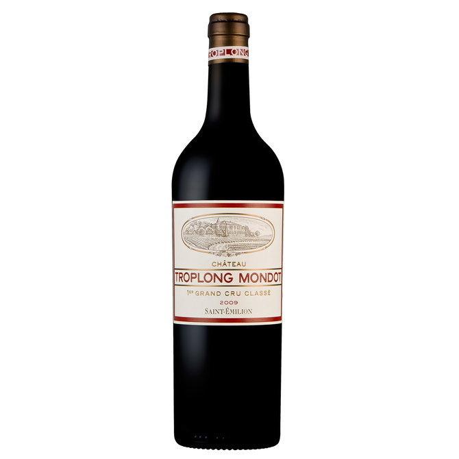 Food & Wine: 2009 Chateau Troplong Mondot