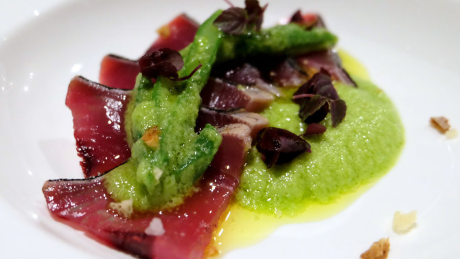 Food & Wine: Baragiyao Tuna