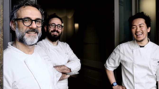 Food & Wine: Osteria Francescana
