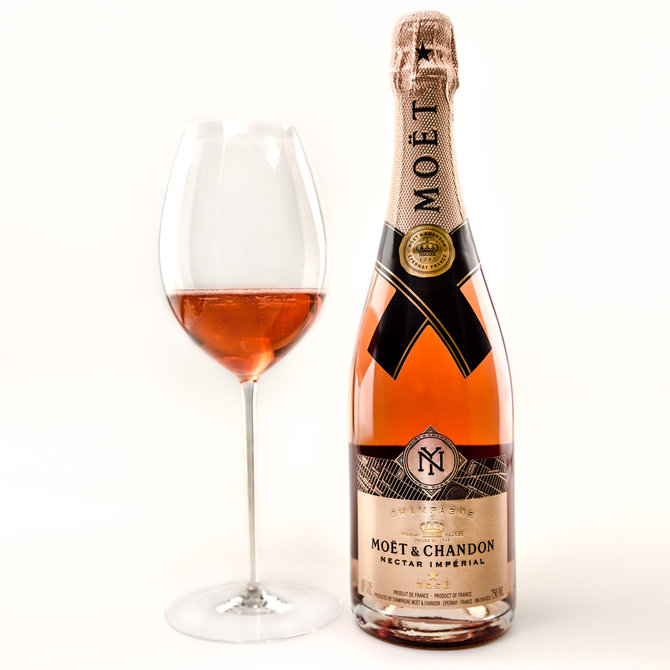 Food & Wine: Moet & Chandon Special Edition City Bottles