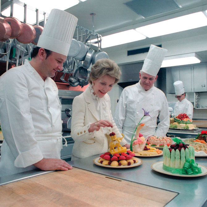 Food & Wine: The Collection of President and Mrs. Ronald Reagan