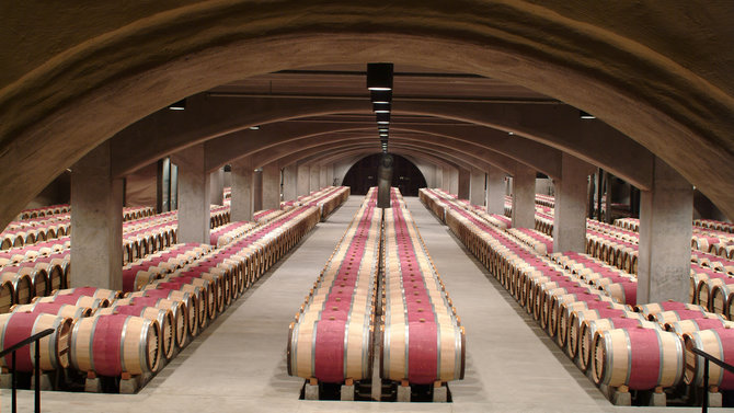 Food & Wine: Robert Mondavi Winery