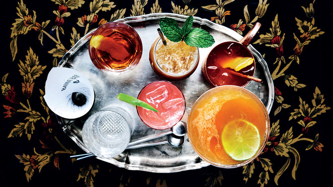 Food & Wine: New Orleans Cocktails