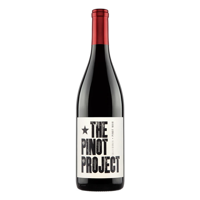 Food & Wine: 2014 The Pinot Project California Pinot Noir