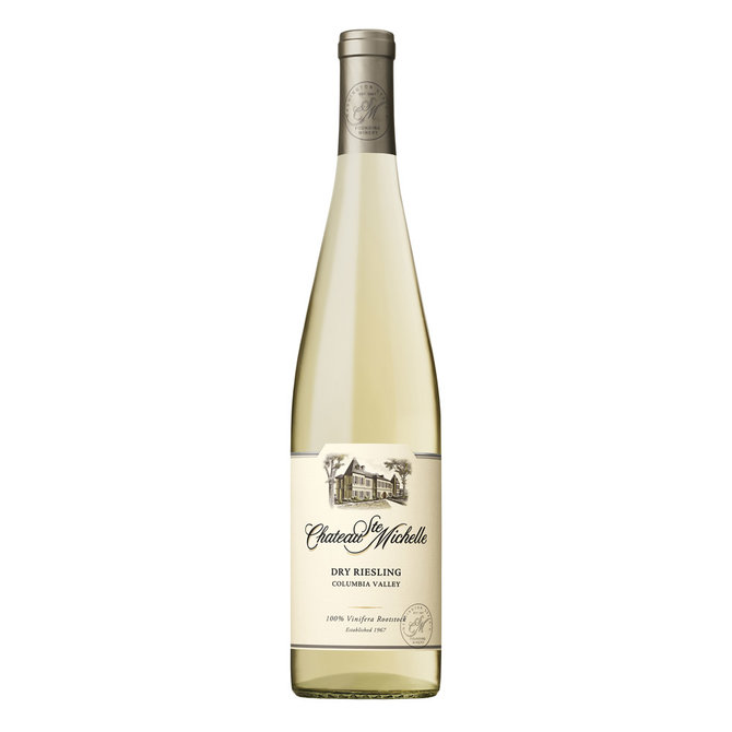 Food & Wine: 2015 Chateau Ste Michelle Dry Riesling