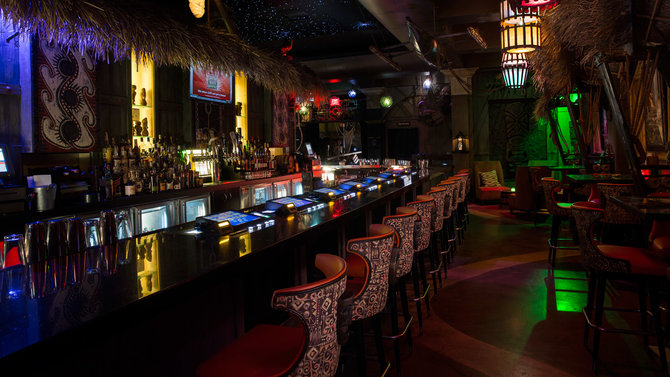 Food & Wine: Golden Tiki, Las Vegas