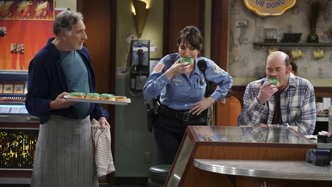 Food & Wine: Superior Donuts