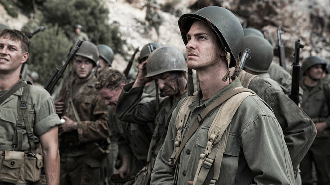 Food & Wine: Hacksaw Ridge