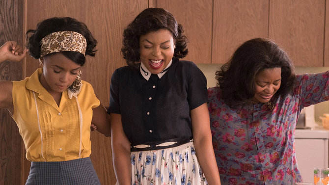 Food & Wine: Hidden Figures