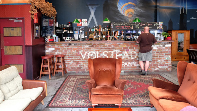 Food & Wine: Volstead Trading Co.