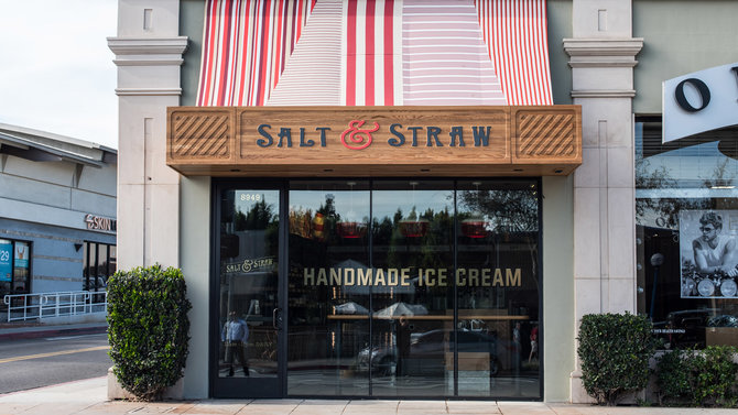 Food & Wine: Salt & Straw, Las Angeles