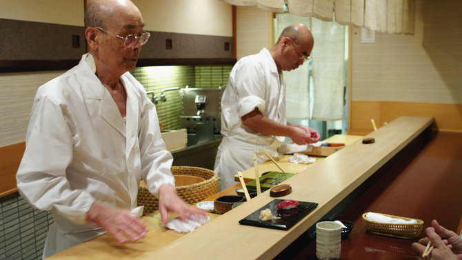 Food & Wine: Jiro Dreams of Sushi