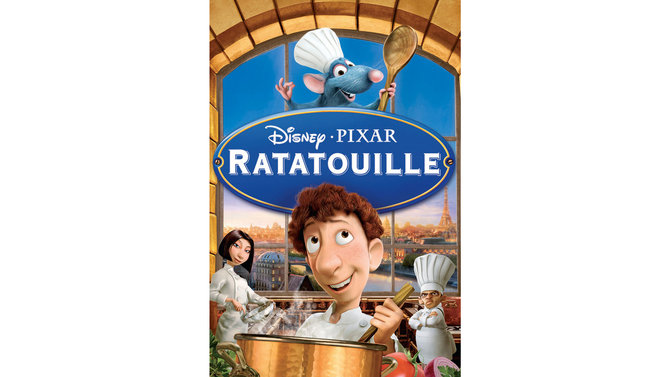 Food & Wine: Ratatouille