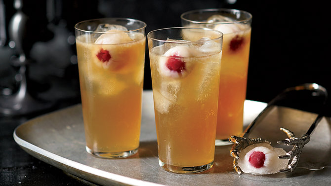 Food & Wine: Dark and Stormy Punch
