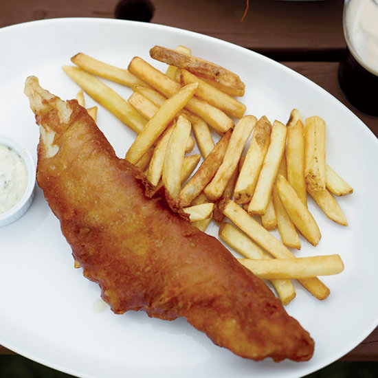5 things to do with light beer besides drink it food for Beer battered fish and chips