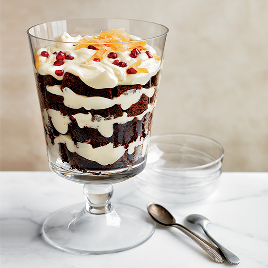 Easy Italian Desserts For A Crowd: Skip The Cake, Eat A Trifle