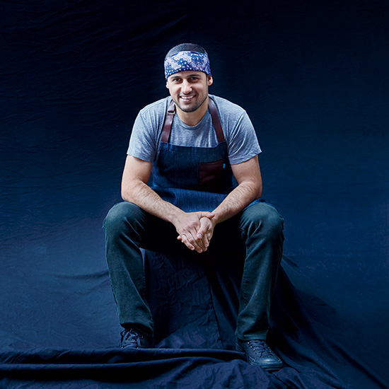 Food & Wine: Ori Menashe