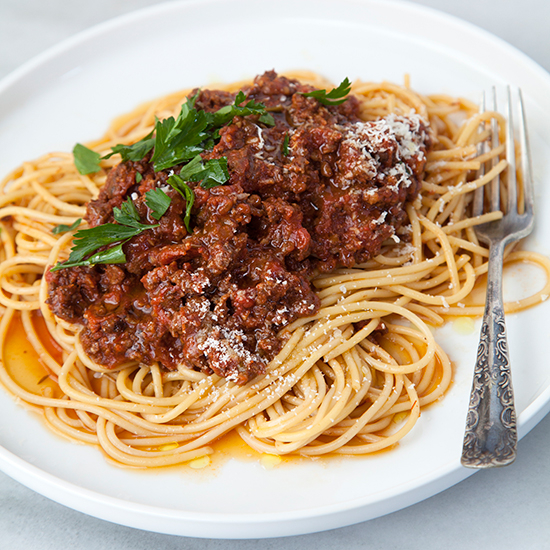 Food & Wine: Slow Cooker Bolognese