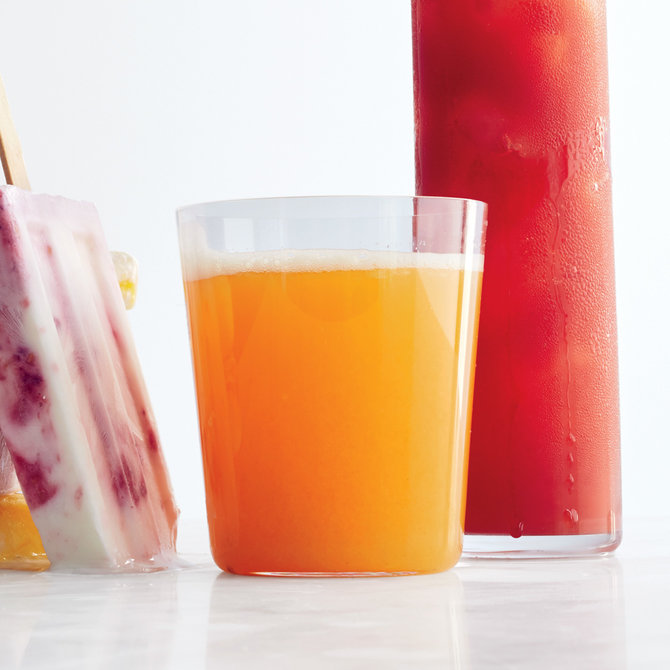 Food & Wine: Cantaloupe Juice with Ginger and Lime